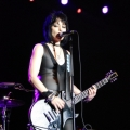 Hole y Joan Jett en Ottawa Blues Fest 2010