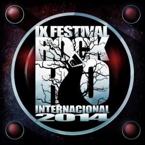 Cartel Oficial Festival Rock Al Rio 2014