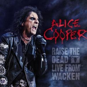 Raise The Dead, Alice Cooper publica un avance de su nuevo DVD