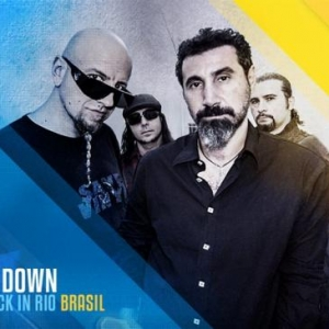 "System of a Down se presentará en el ""Rock in Rio"" 2015"
