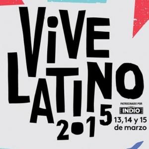 Vive Latino anuncia su line up para el 2015