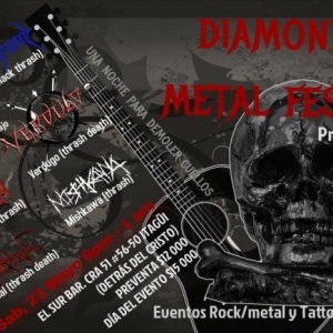 Diamond Metal Fest I