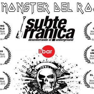 Convocatoria Monster del Rock Subterránica 2015