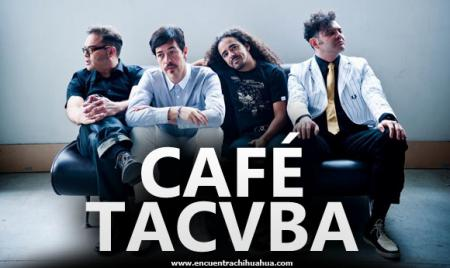 Café Tacvba en Colombia - Tour Re