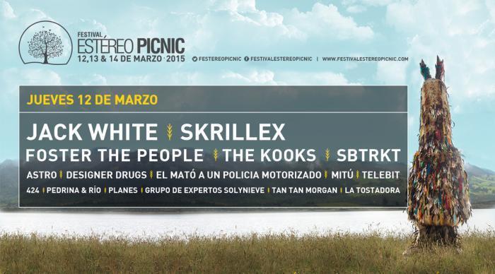 Festival Estereo Picnic 2015 Festival Estéreo Picnic