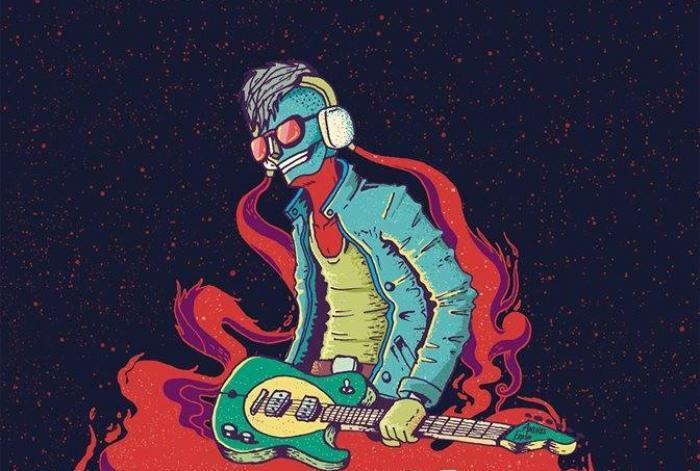 Nada que Escuchar?, Discos de Rock / Metal del 2015