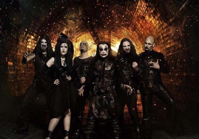 Cradle of Filth y su nuevo video de la canción: Right Wing Of The Garden Triptych