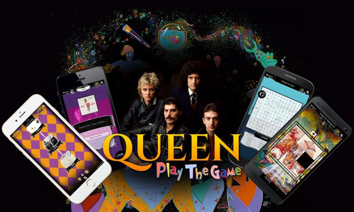 """Queen: Play the game"" el juego oficial de la banda inglesa"