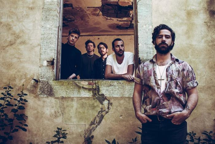 "Foals estrenó el videoclip de ""What Went Down"""