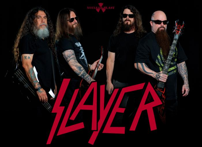 "Slayer estrena el video oficial de ""Repentless"""