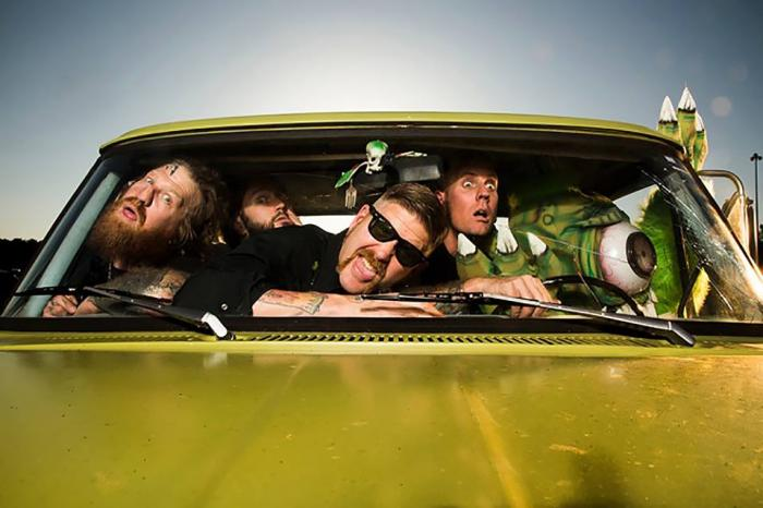 Asleep In The Deep: lo nuevo de Mastodon