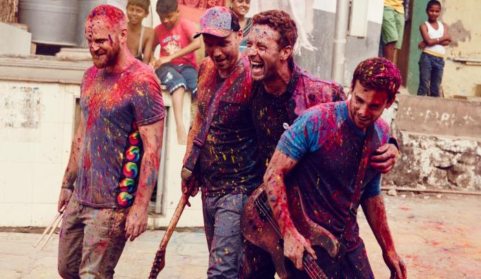Coldplay confirma su regreso a Colombia