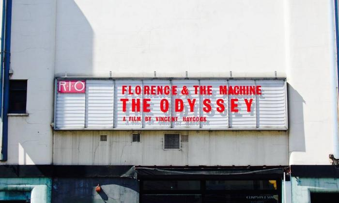 "Florence and The machine estrena ""The Odyssey"""